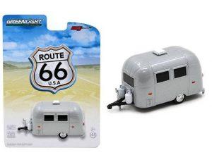 Airstream Bambi Sport Trailer - Route 66