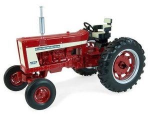Farmall 656 Wide Front Tractor