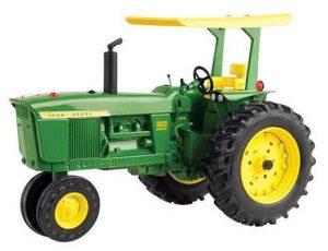 John Deere 4020 Tractor - Narrow Front