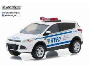 2014 FORD ESCAPE NYCPD