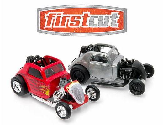 Topo Fuel Altered Drag Car - Firstcut 2-Piece Set