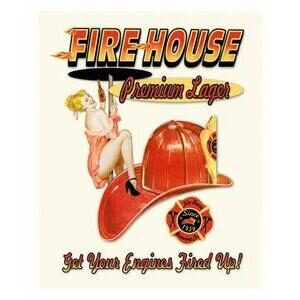 FIRE HOUSE LAGER
