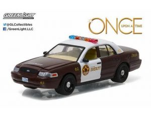 Sheriff Graham's 2005 Ford Crown Victoria Police Interceptor - Once Upon A Time (TV Series