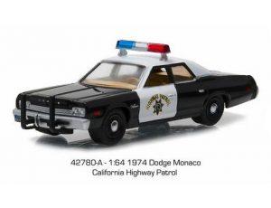 1974 Dodge Monaco California Patrol