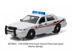 2008 FORD CROWN VICTORIA POLICE INTERCEPTOR UTILITY