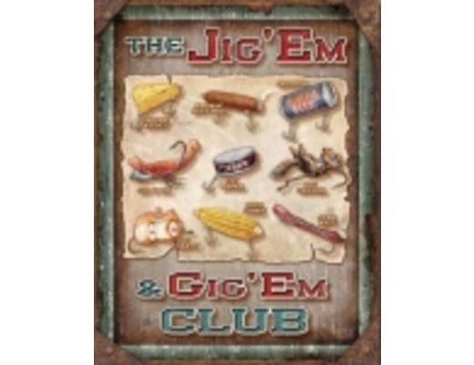 JIG' EM & GIG EM'