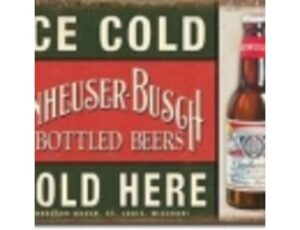 ANHEUSER BUSCH-ICE COLD