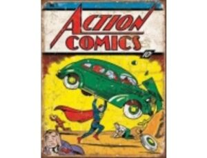 Action Comics NO 1 Cover