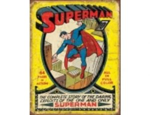 Superman NO 1 Cover