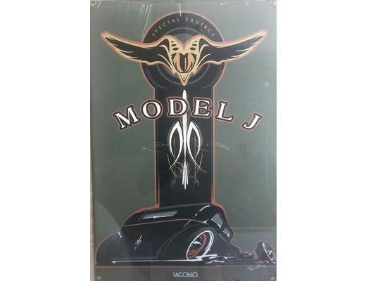MODEL J SIGN