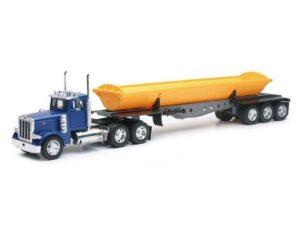 Peterbilt 379 Side Dump Truck