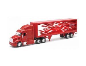 Scale Peterbilt 387 Container