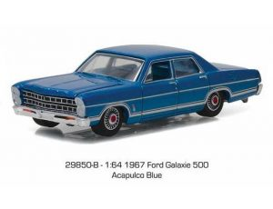 • 1967 Ford Galaxie 500 in Acapulco Blue