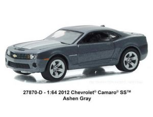 2012 Chevrolet Camaro SS in Ashen Gray