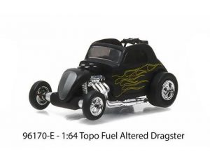 Topo Fuel Altered Dragster