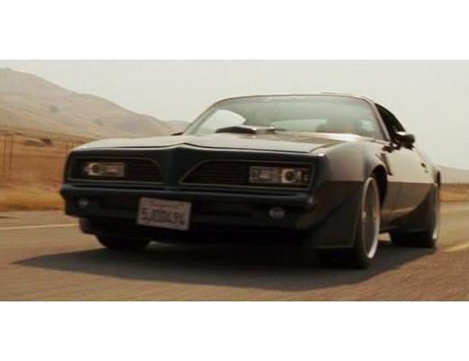 """1978 Trans Am """"Fast & Furious"""" 2009 movie car"""