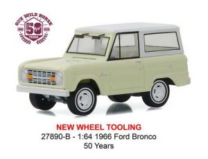 1966 Ford Bronco - 50th Anniversary