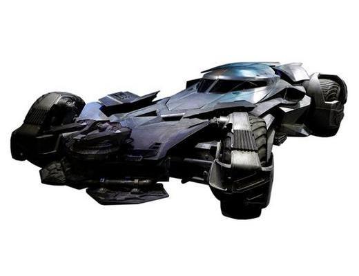 Dawn of Justice Batmobile