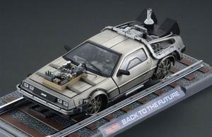Delorean BTTF Part 4-Railroad