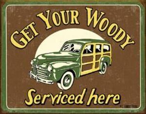 WOODY SERVICE #