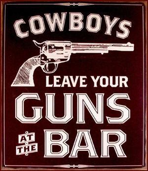 COWBOYS SIX SHOOTER