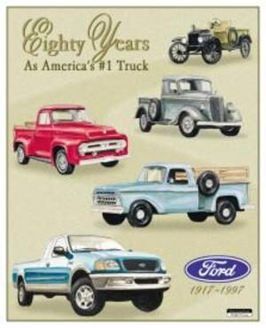 80 YEARS FORD TRUCK