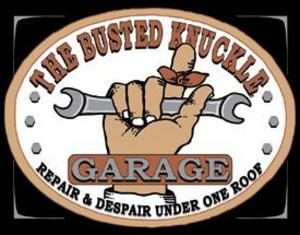 BUSTED KNUCKLE GARAGE