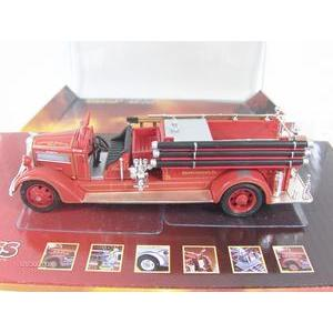 Reo Speedwagon Fire Truck