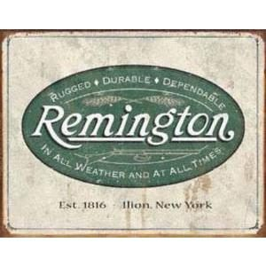 REMINGTON WEATHERED