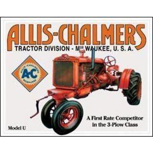 ALLIS-CHALMERS MODEL U