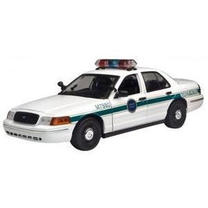 2001 FORD CROWN VICTORIA INTERCEPTOR