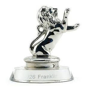 1926 FRANKLIN LION HOOD ORNAMENT