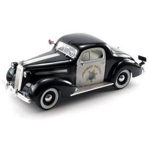 1936 PONTIAC DELUXE POLICE
