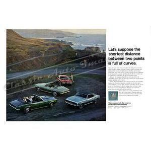 1968 PONTIAC FIREBIRD POSTER