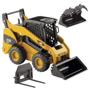 CATERPILLAR 272C SKID STEER LOADER
