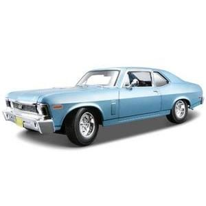 1970 CHEVROLET NOVA - NEW COLOR
