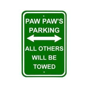PAWS PAWS PARKING