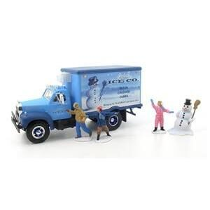 MACK B-MODELREFRIGERATED VAN SET at diecastdepot