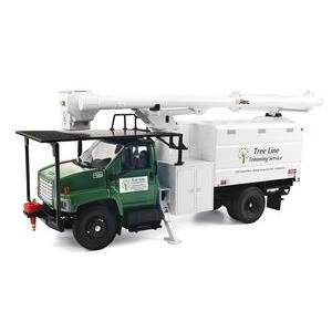 GMC C7500 OVERCENTER BUCKET TRUCK