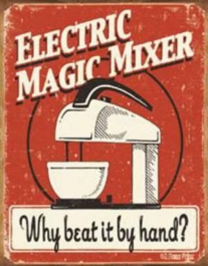 ELECTRIC MAGIC MIXER