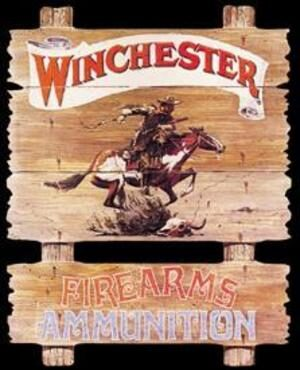 WINCHESTER FIREARMS AMMUNITION