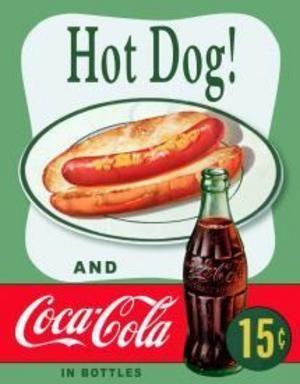 HOT DOG & COKE