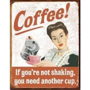 COFFEE - SHAKING