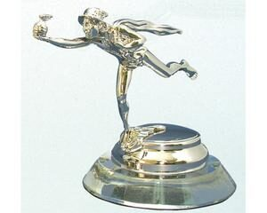 1931 BUICK HOOD ORNAMENT