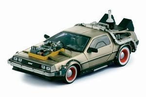 1985 DeLorean Time Machine - BTTF III
