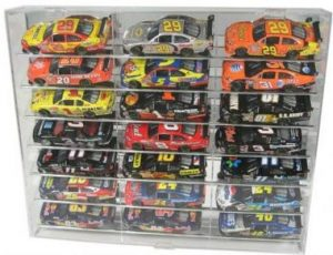 DISPLAY CASE FOR 1:24 SCALE - 21 ANGLE