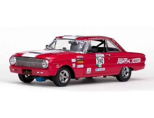 1963 FORD FALCON RACE CAR - JON LECARNER