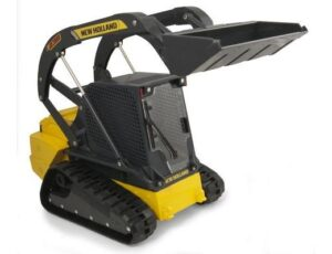 NEW HOLLAND C238 TRACK LOADER