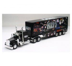 Kenworth KISS Rock Band Truck at diecastdepot