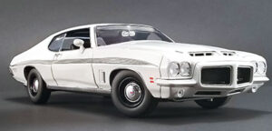 1972 Pontiac LeMans GTO at diecastdepot
